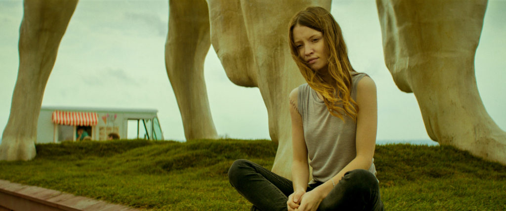 women of American Gods, Laura Emily Browning