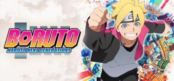Boruto: Naruto Next Generations Premieres Tomorrow on Hulu