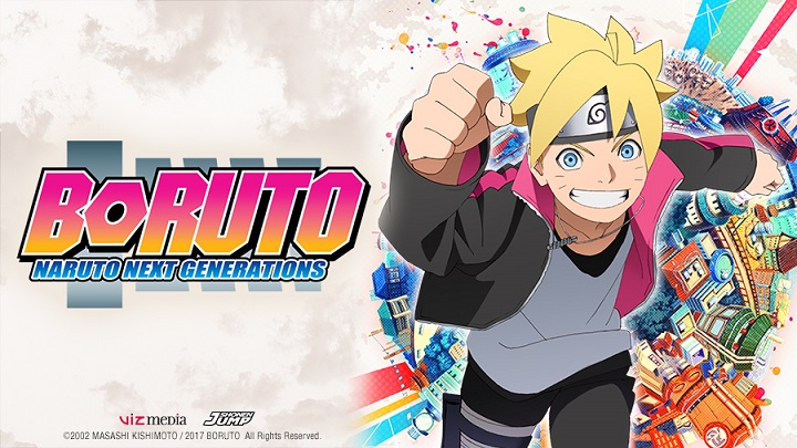 Boruto: Naruto Next Generations titlecard