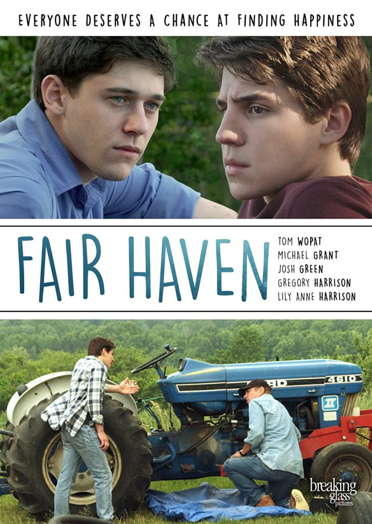 Fair Haven Poster Review Michael Grant Josh Green
