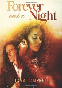 Lana Campbell interview Forever and a Night Cover