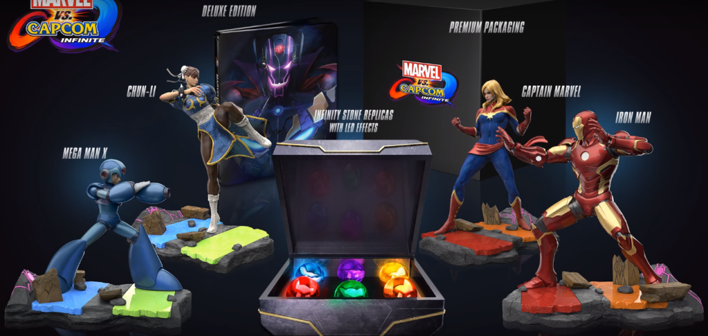 Marvel vs. Capcom: Infinite Collector's Edition
