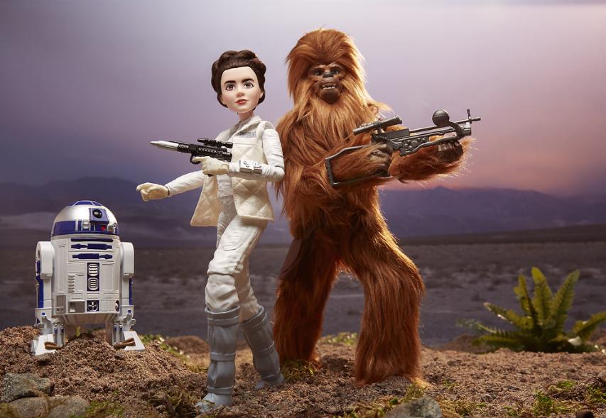 Star Wars Forces of Destiny Figures