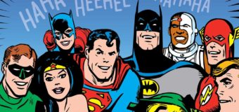 """The Official DC Super Hero Joke Book"" Offers A Lot of Laughs That Make Sense"