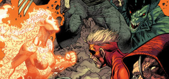 X-Men Gold Issue 2 Review: Back to Basics Arc Talks About Mutant Deportation