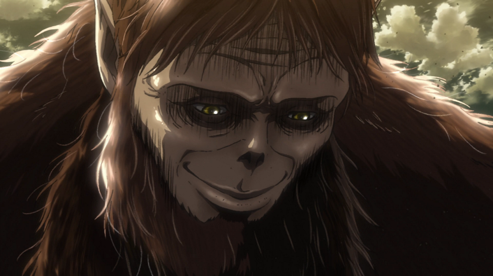 Attack on Titan Beast Titan