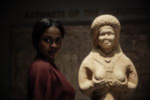 women of American Gods, Bilquis Yetide Badaki