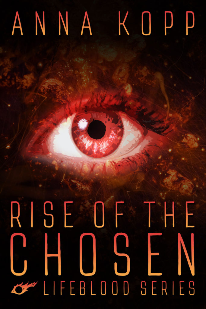 rise of the chosen lifeblood series
