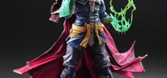 The Marvel Universe Variant Play Arts Kai Doctor Strange Figure Looks Amazing!