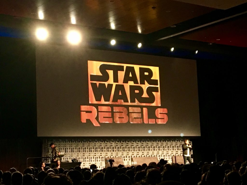 Star Wars Rebels SWCO Star Wars Celebration