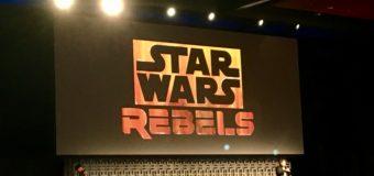 Star Wars Rebels Panel & Press Conference Highlights