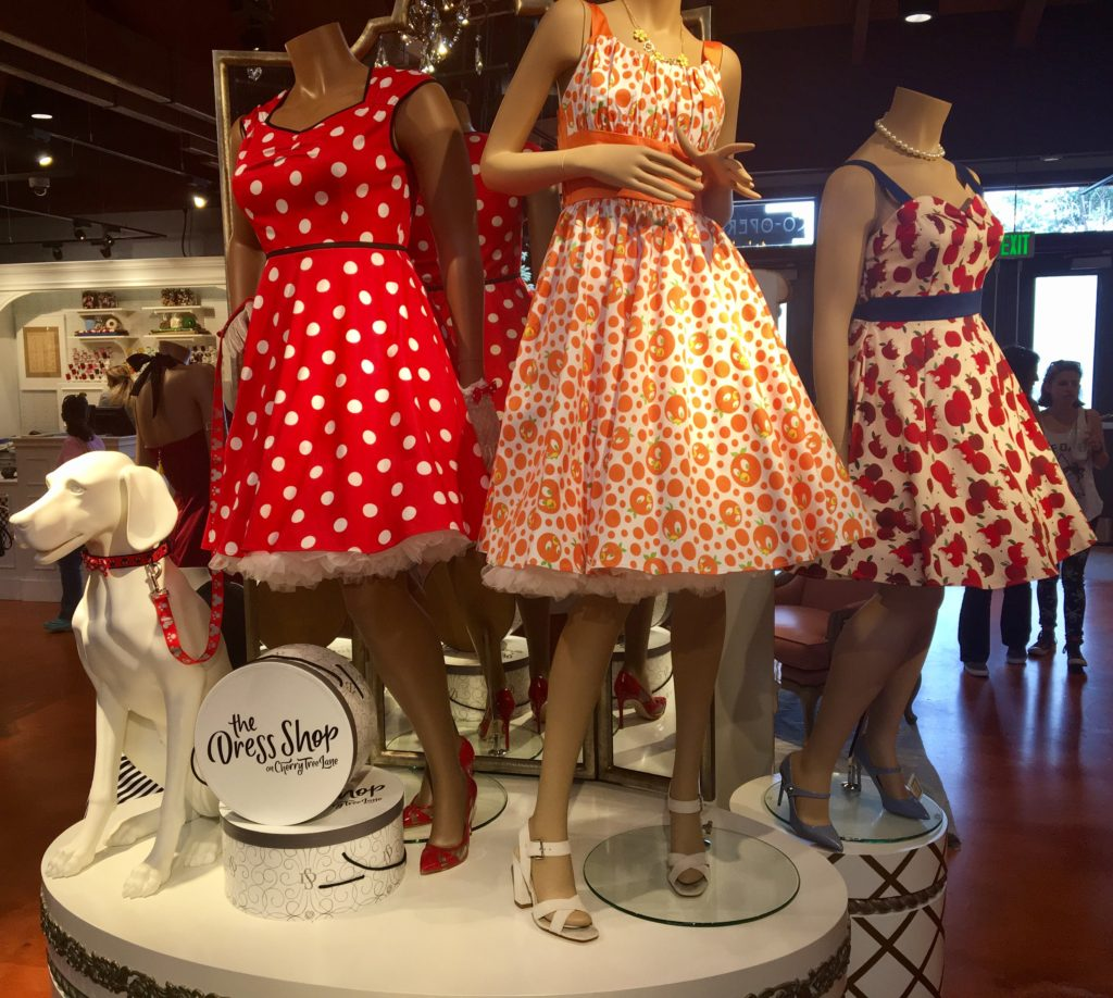 The Dress Shop Disneybounding Disney Springs Disney World WDW