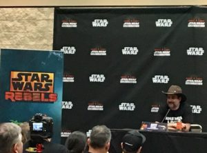 Star Wars Rebels SWCO Dave Filoni