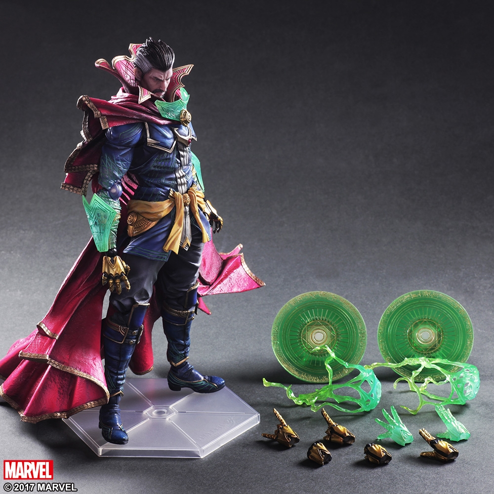 play arts kai doctor strange