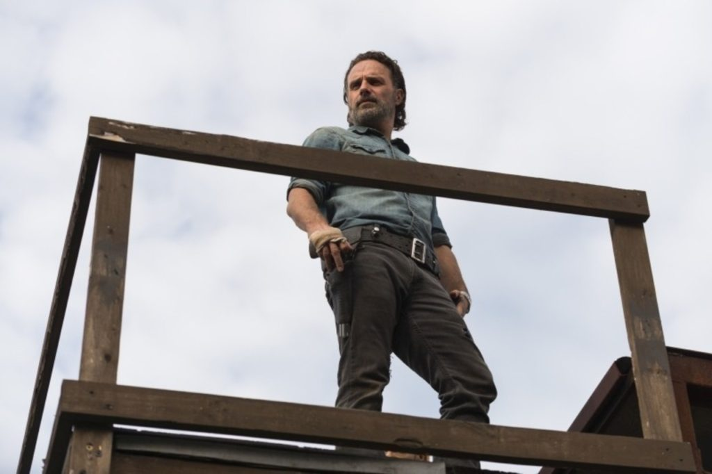 The First Day of the Rest of Your Life The Walking Dead Rick Grimes