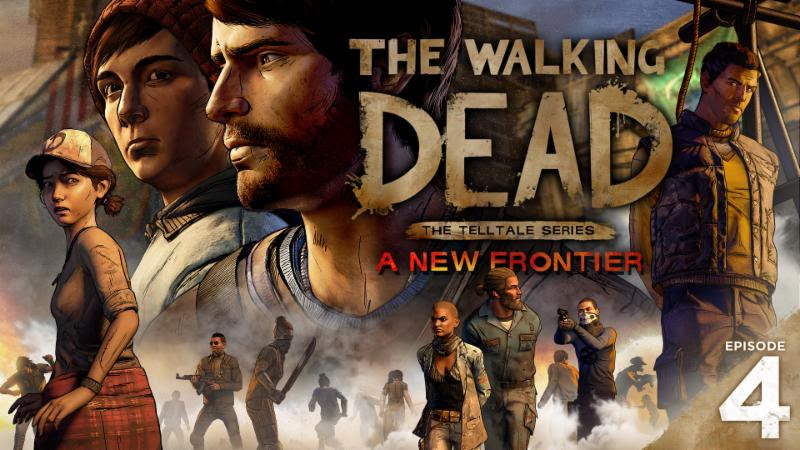 The walking dead telltale series a new frontier episode 4 Thicker Than Water