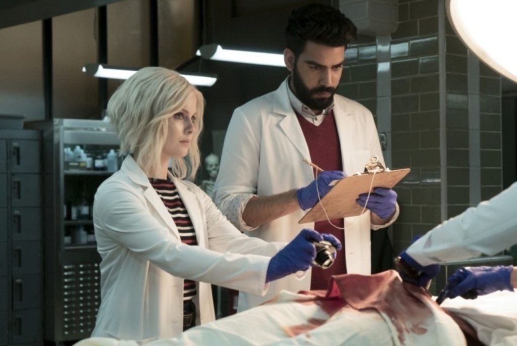 Heaven Just Got a Little Bit Smoother iZombie Liv Moore Ravi