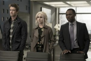 Heaven Just Got a Little Bit Smoother iZombie Liv Moore Major Clive