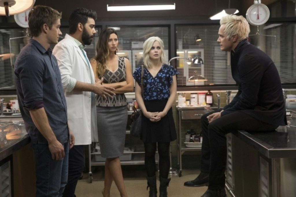 eat pray liv izombie