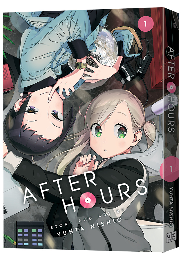 after hours manga