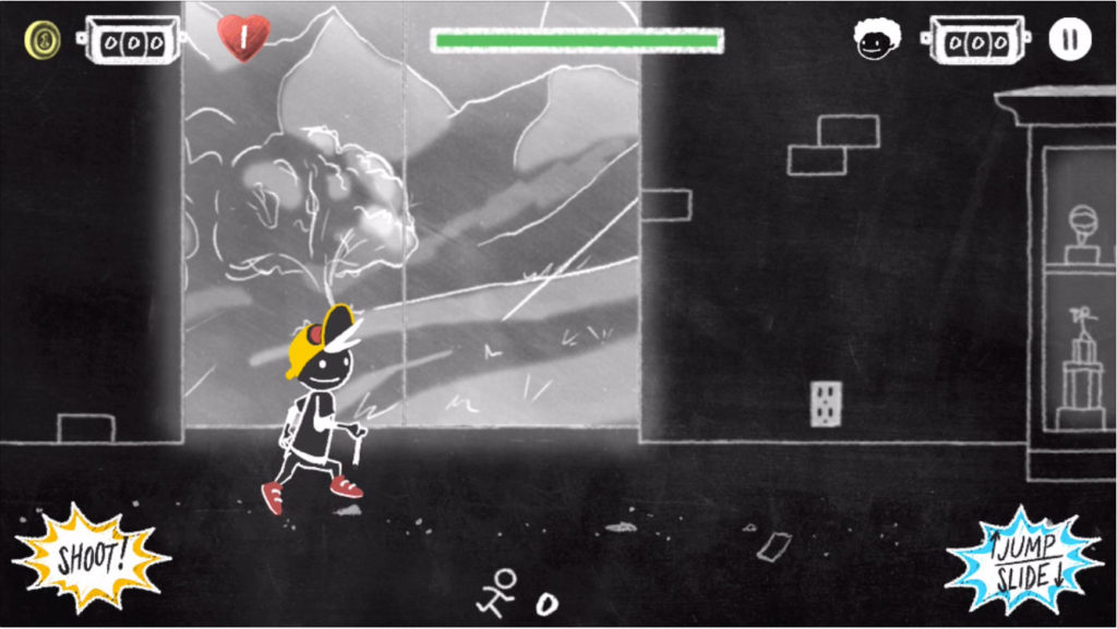 Bambosher game indie Saurua Productions release date