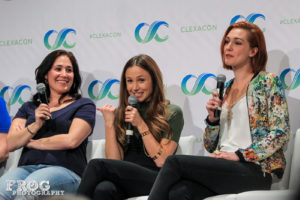 ClexaCon: Wynonna Earp Panel