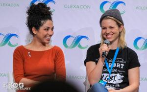 ClexaCon: LGBT Actresses Panel