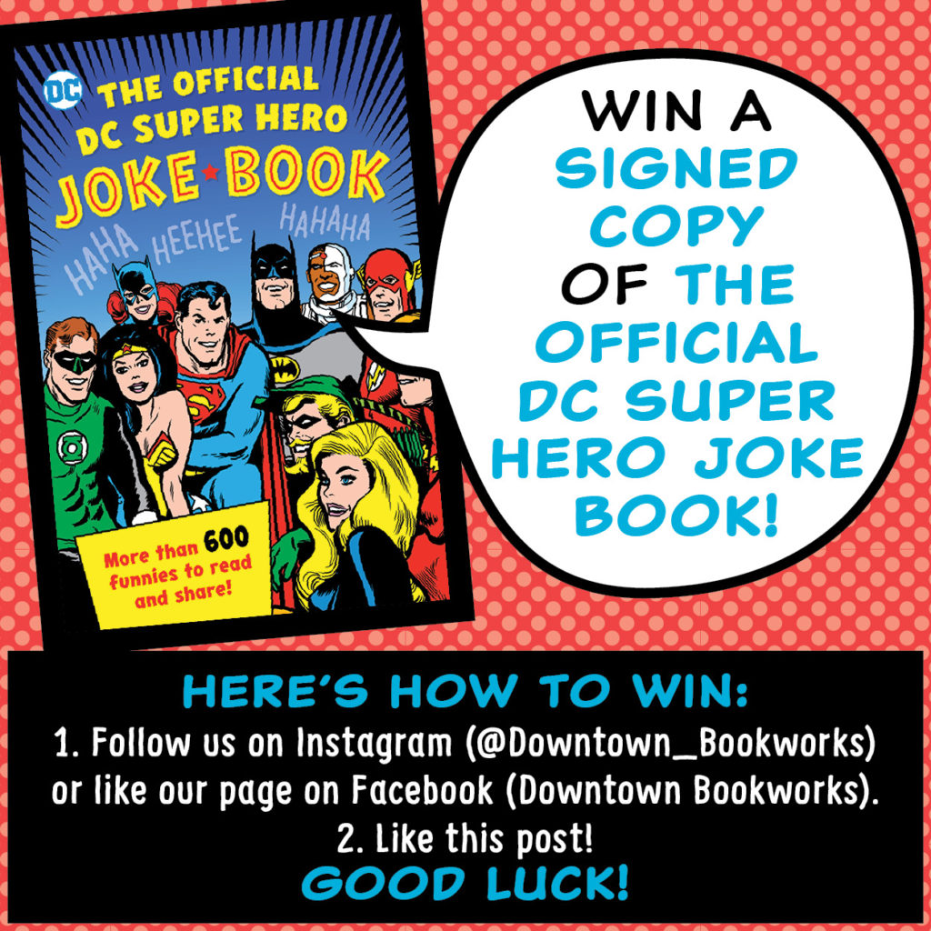 Downtown bookworks Free Comic Book Day giveaway