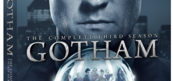 """Gotham: The Complete Third Season"" Gets August 29, 2017 Blu-ray and DVD Release"