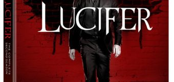 """Lucifer: The Complete Second Season"" DVD To Be Released on 22 August 2017"