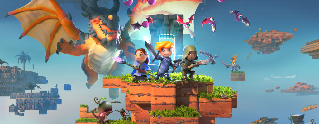 Portal Knights MMO Portal Knights Keen Games 505 Games