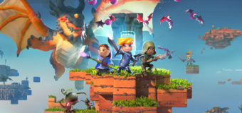 "Action-RPG ""Portal Knights"" Launches Today in North America for PC, PS4, and Xbox One"