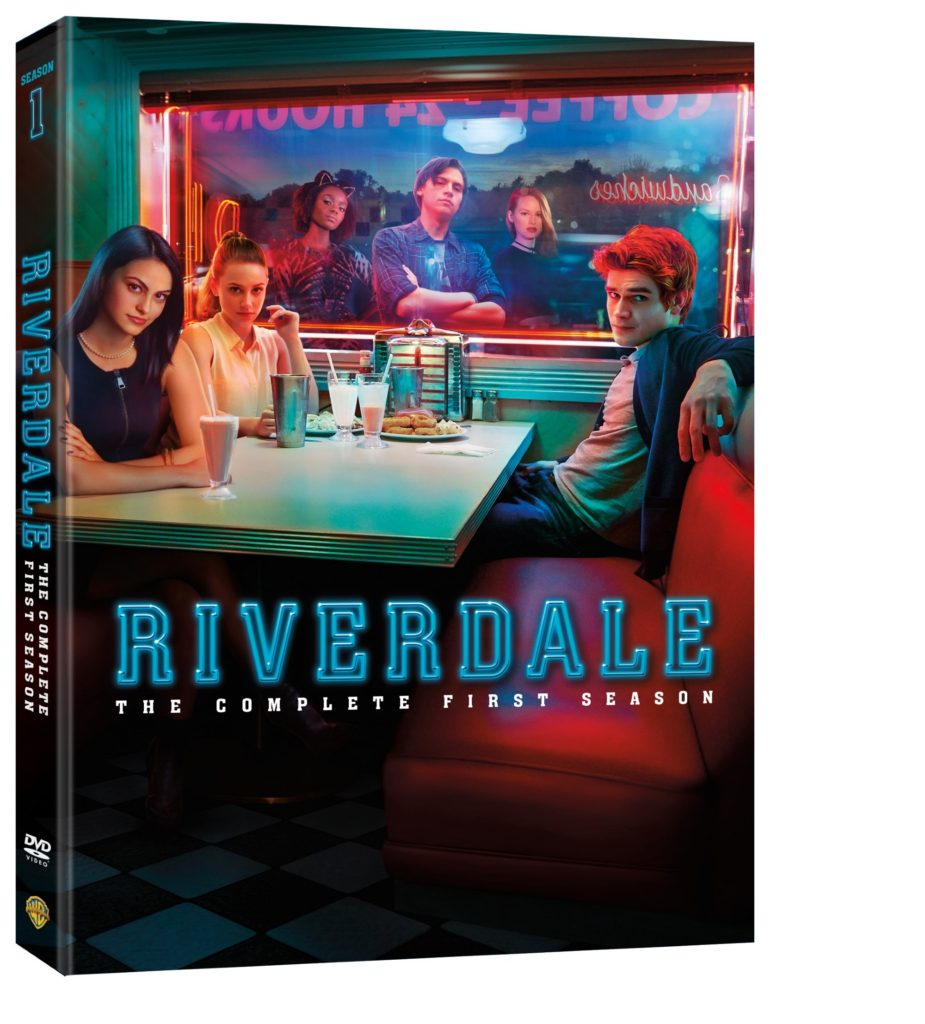 Riverdale Complete Season one DVD release Warner Bros Riverdale Season One