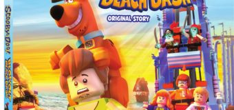 """LEGO Scooby-Doo!: Blowout Beach Bash"" Gets July Digital HD, Blu-ray, and DVD Release"