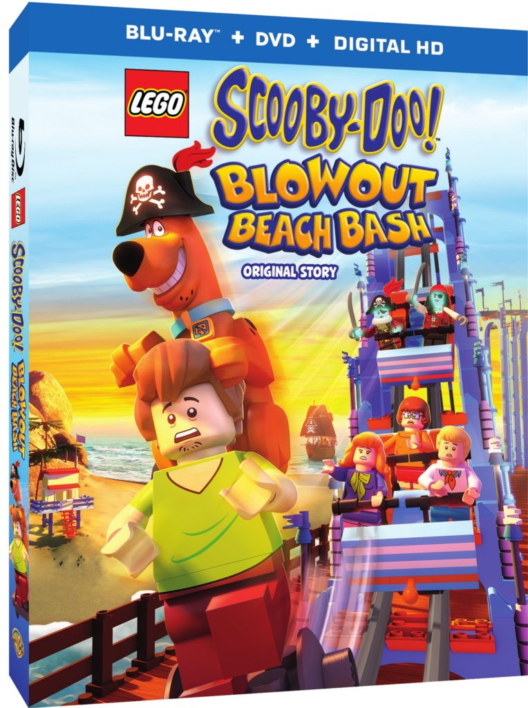LEGO Scoony-Doo Blowout Beach Bash