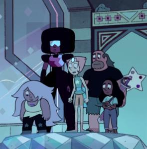 Lars' Head Steven Universe Crystal Gems