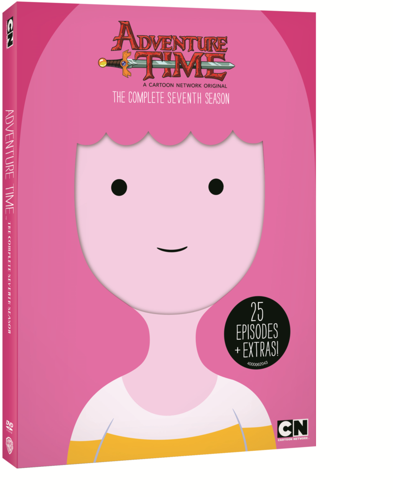 adventure time: the complete seventh season