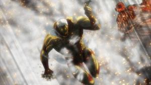 Warrior Attack on Titan
