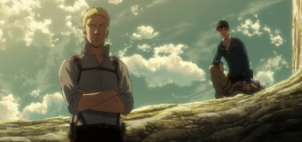 Attack on Titan 2×09 Review: Opening
