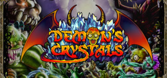 "Wraith Battling ""Demon's Crystals"" Launching May 12th on PlayStation 4 and Xbox One"