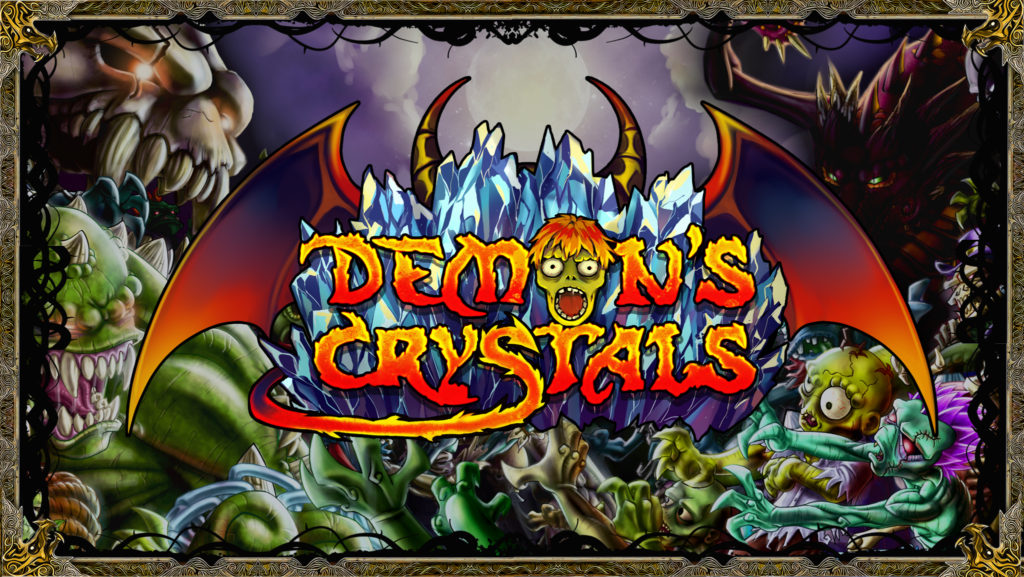 Demon's Crystals BadLand Games Byte4Games
