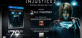 Injustice 2 Is Bigger, Better, and Stronger – Game Review