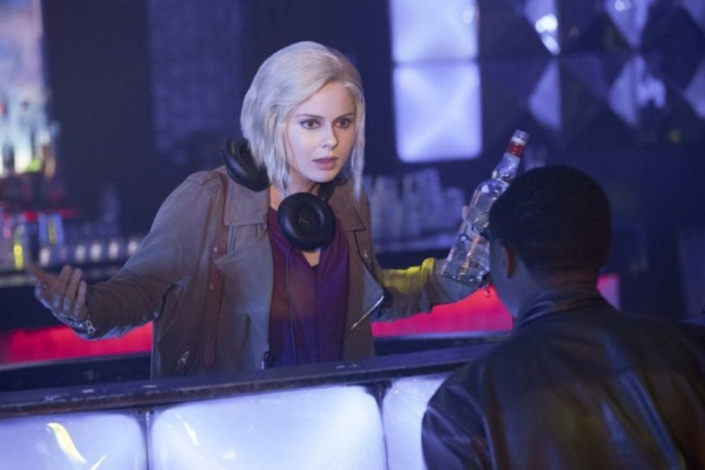 some like it hot mess izombie liv moore