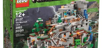 LEGO Minecraft: Experience the Mountain Cave
