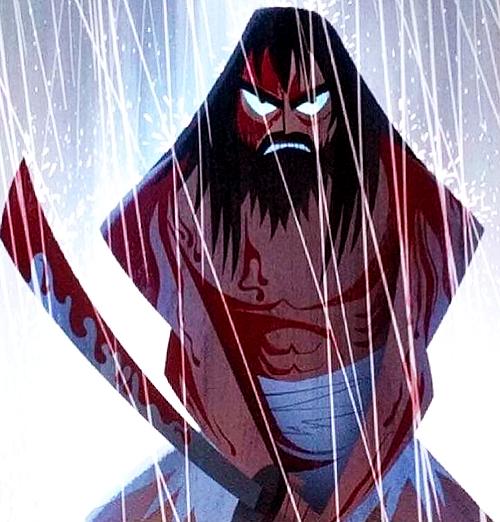 Samurai Jack 2017 poster