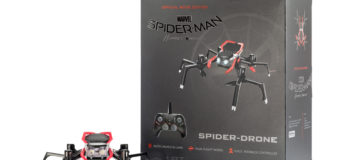 "That Cool Spider-Drone From ""Spider-Man: Homecoming"" Can Be Yours!"