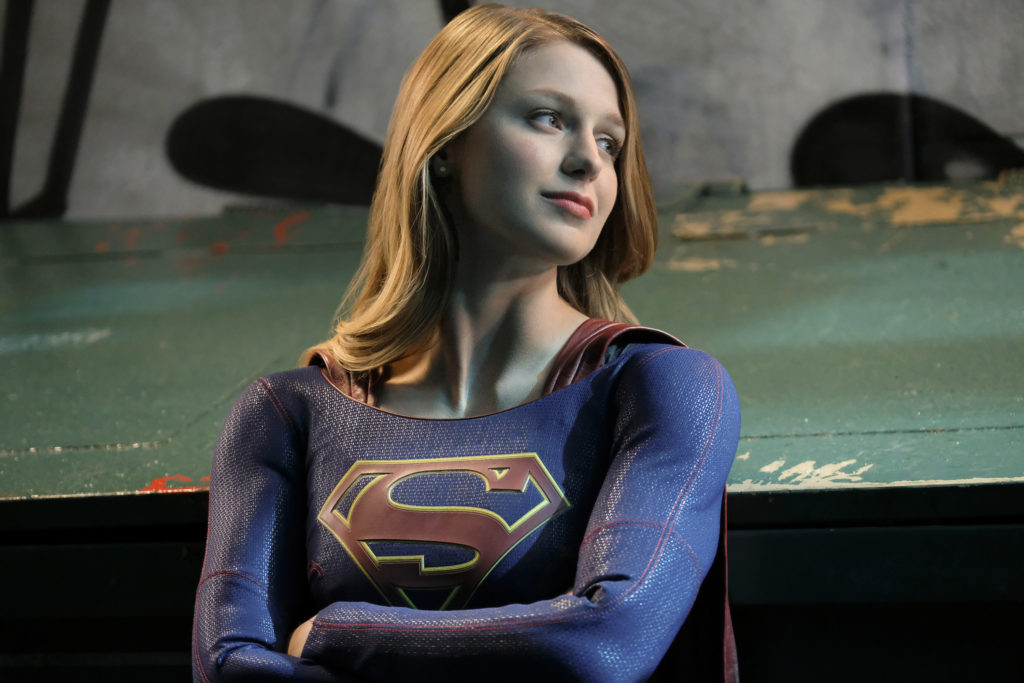 Resist Kara Supergirl