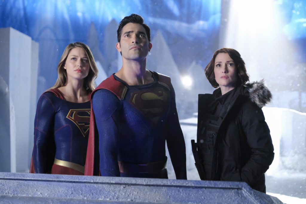 Supergirl Nevertheless, She Persisted Kara Superman Alex