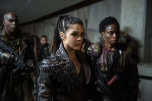 The 100 The Chosen Octavia