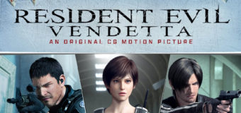 Resident Evil: Vendetta Gets Digital HD and 4K Ultra HD, Blu-Ray, DVD Release Dates!